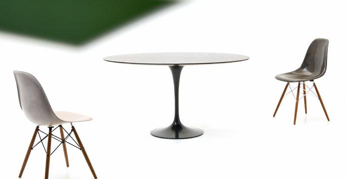 saarinen tisch oval 5924 div tische tisch bogen33. Black Bedroom Furniture Sets. Home Design Ideas