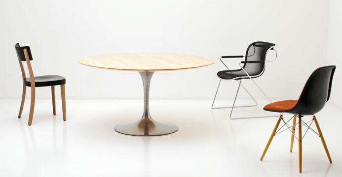 saarinen tulip table 5718 div st hle stuhl bogen33. Black Bedroom Furniture Sets. Home Design Ideas