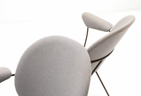 sessel 50er jahre holland gispen 5509 div sessel. Black Bedroom Furniture Sets. Home Design Ideas