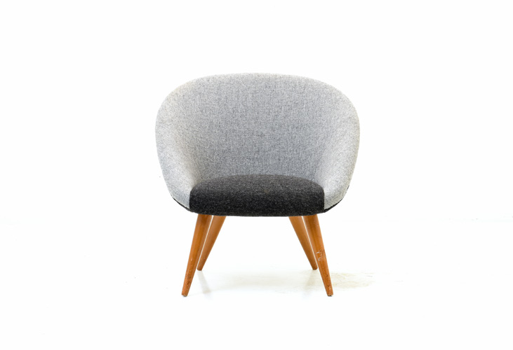 Sessel, 50s, Cocktailchair