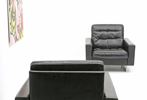 sessel de sede 5691 leder sessel sessel bogen33. Black Bedroom Furniture Sets. Home Design Ideas
