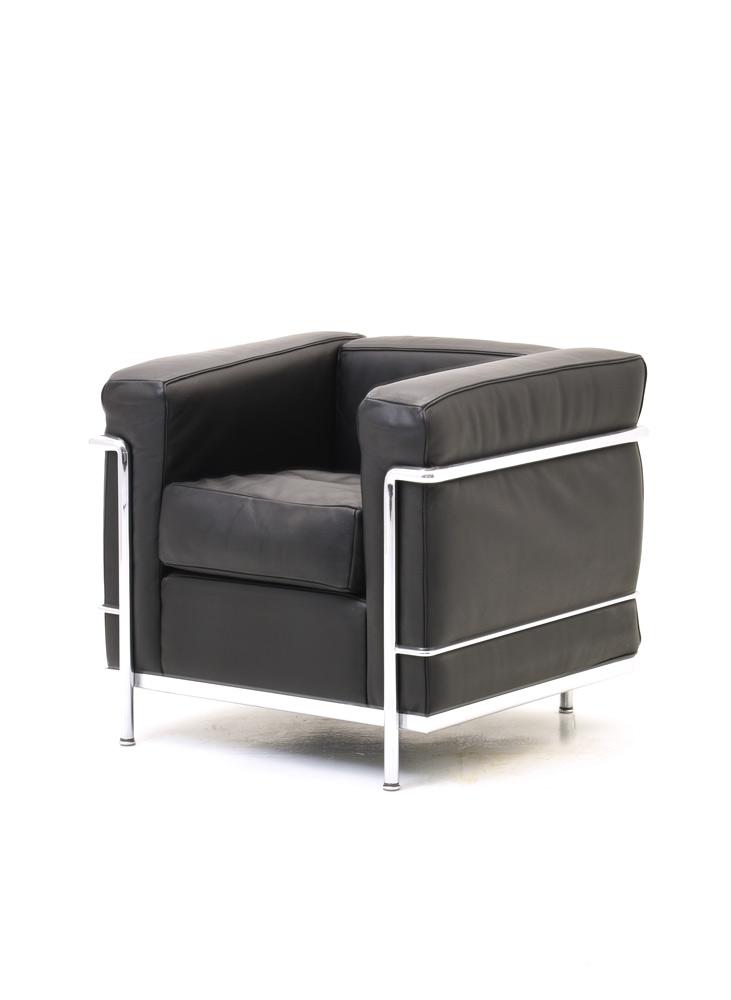 Sessel Le Corbusier LC2 Cassina 6441