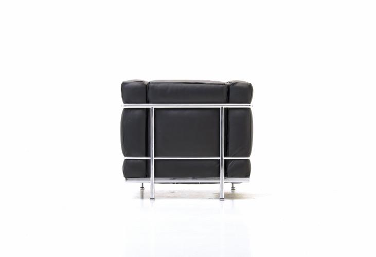 Sessel, Le Corbusier LC2, Cassina