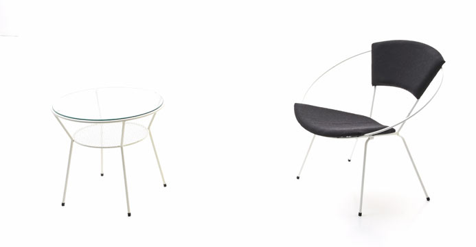 Sessel, Ring Chair - 1