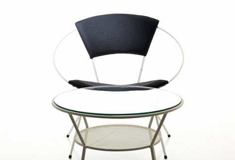 Sessel, Ring Chair