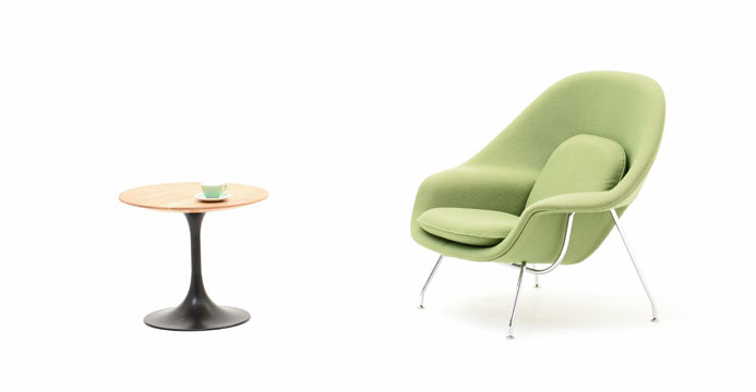 Sessel, Womb Chair - 1
