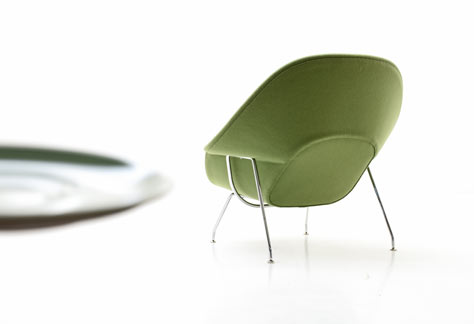 Sessel, Womb Chair