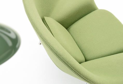 Sessel, Womb Chair - 3