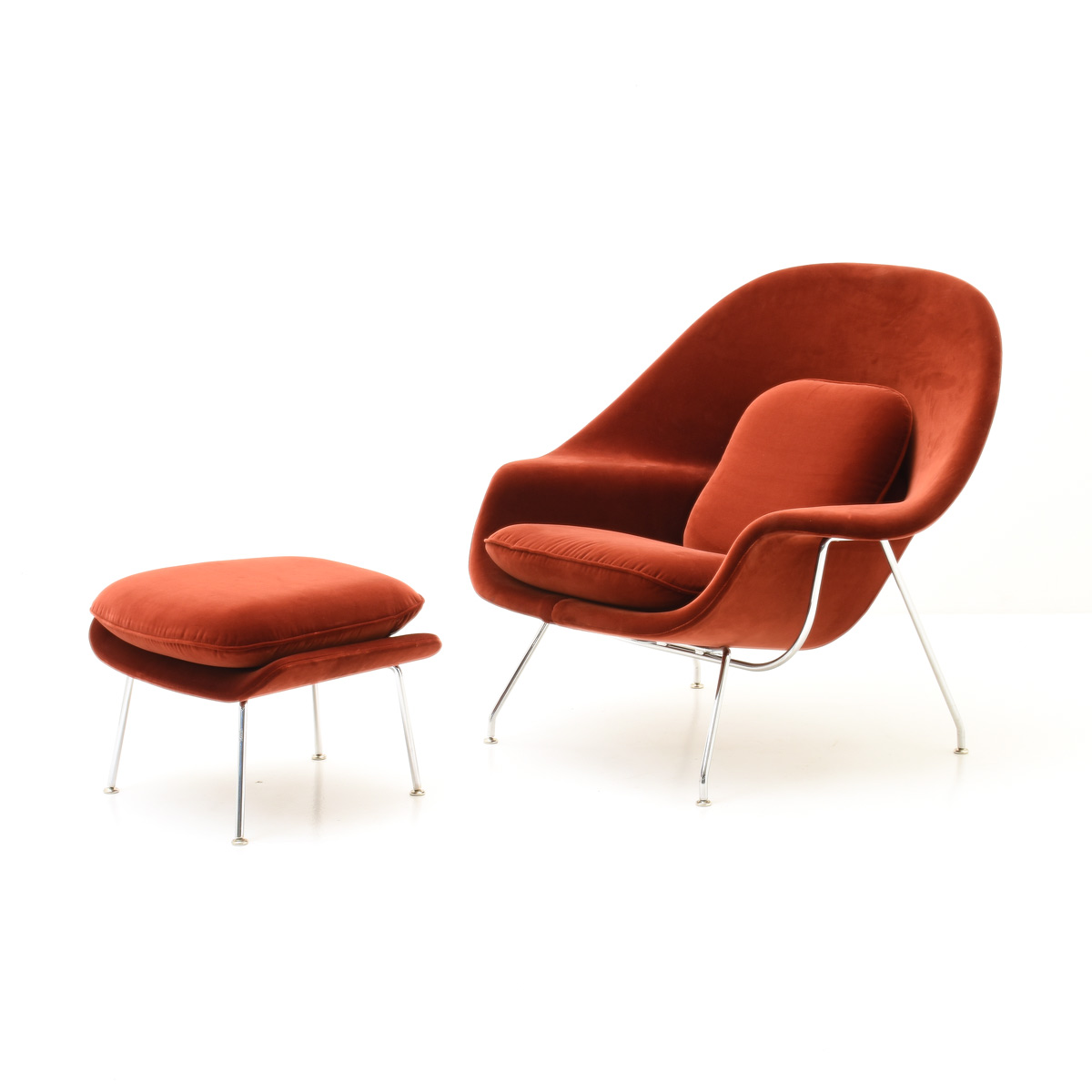 Sessel, Womb Chair, Saarinen