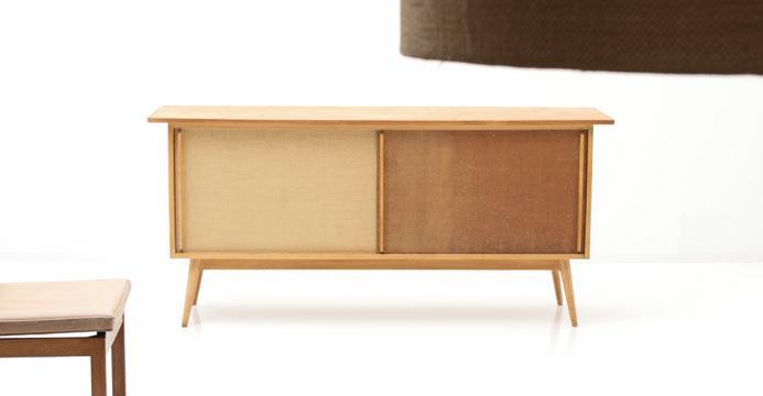 sideboard 50er jahre 5715 bogen33. Black Bedroom Furniture Sets. Home Design Ideas