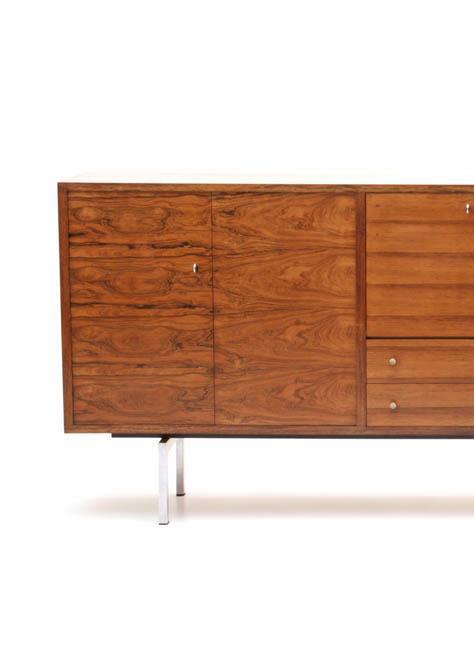 sideboard palisander 5607 sideboard schrank bogen33. Black Bedroom Furniture Sets. Home Design Ideas