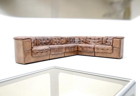 Sofa, de Sede DS11 (6057) | Leder-Sofas | Sofa | BOGEN33