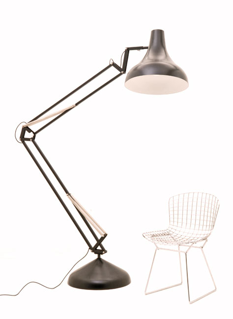 Stehlampe Pop Art, Neu - 1