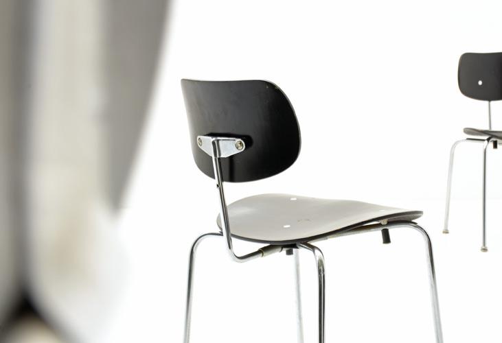Stuhl SE 68 Egon Eiermann Vintage 6372 Div Stühle Stuhl