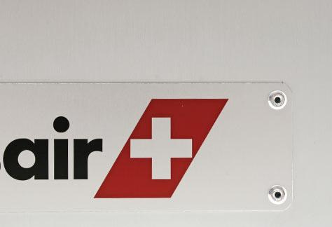 Swissair - Trolleys - 2