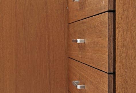 teak sideboard 60er jahre 5490 sideboard schrank. Black Bedroom Furniture Sets. Home Design Ideas