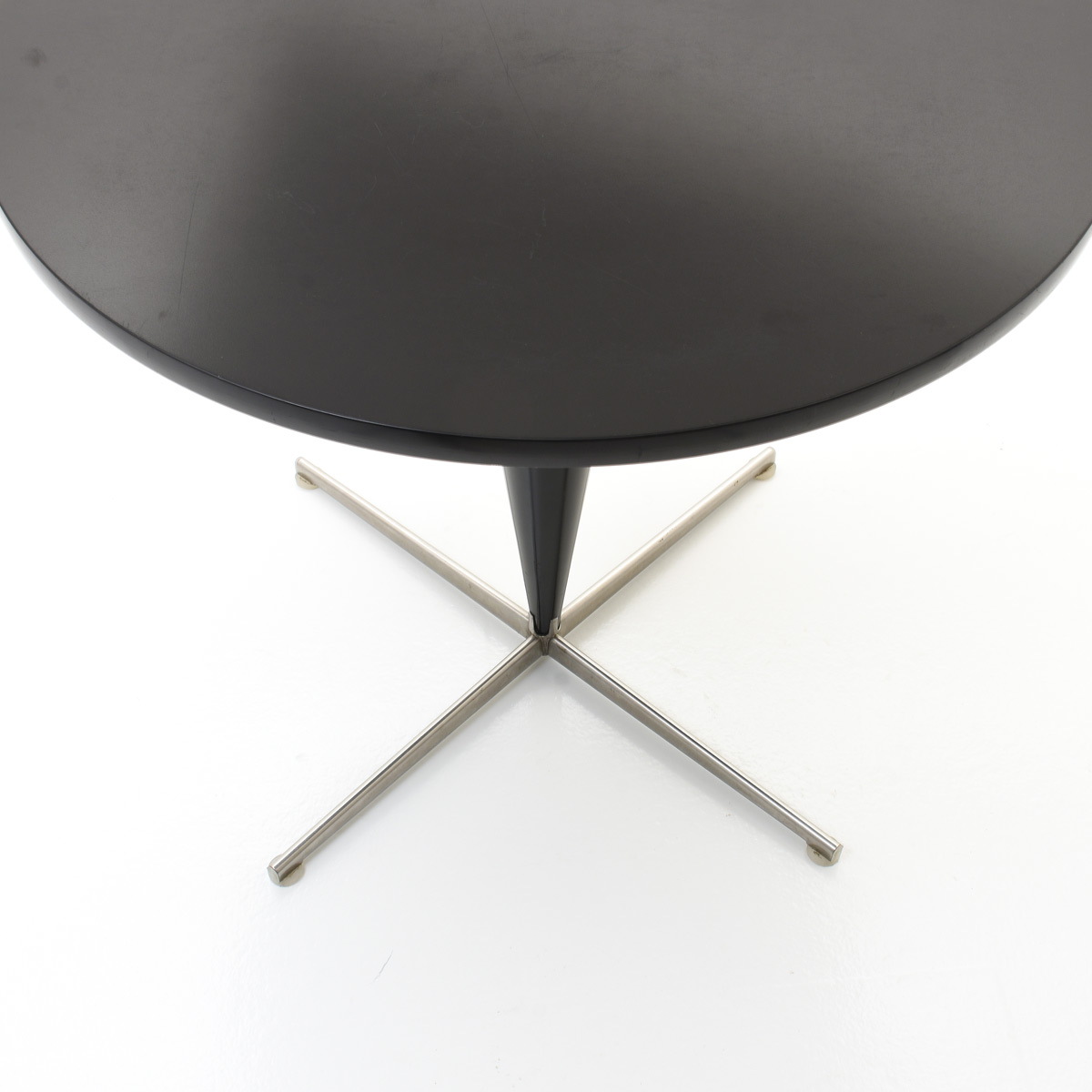 Verner Panton Set, 123 Chair und Cone Table - 0
