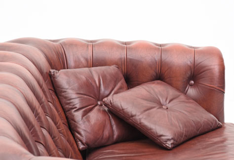 Vintage Sofa, Chesterfield