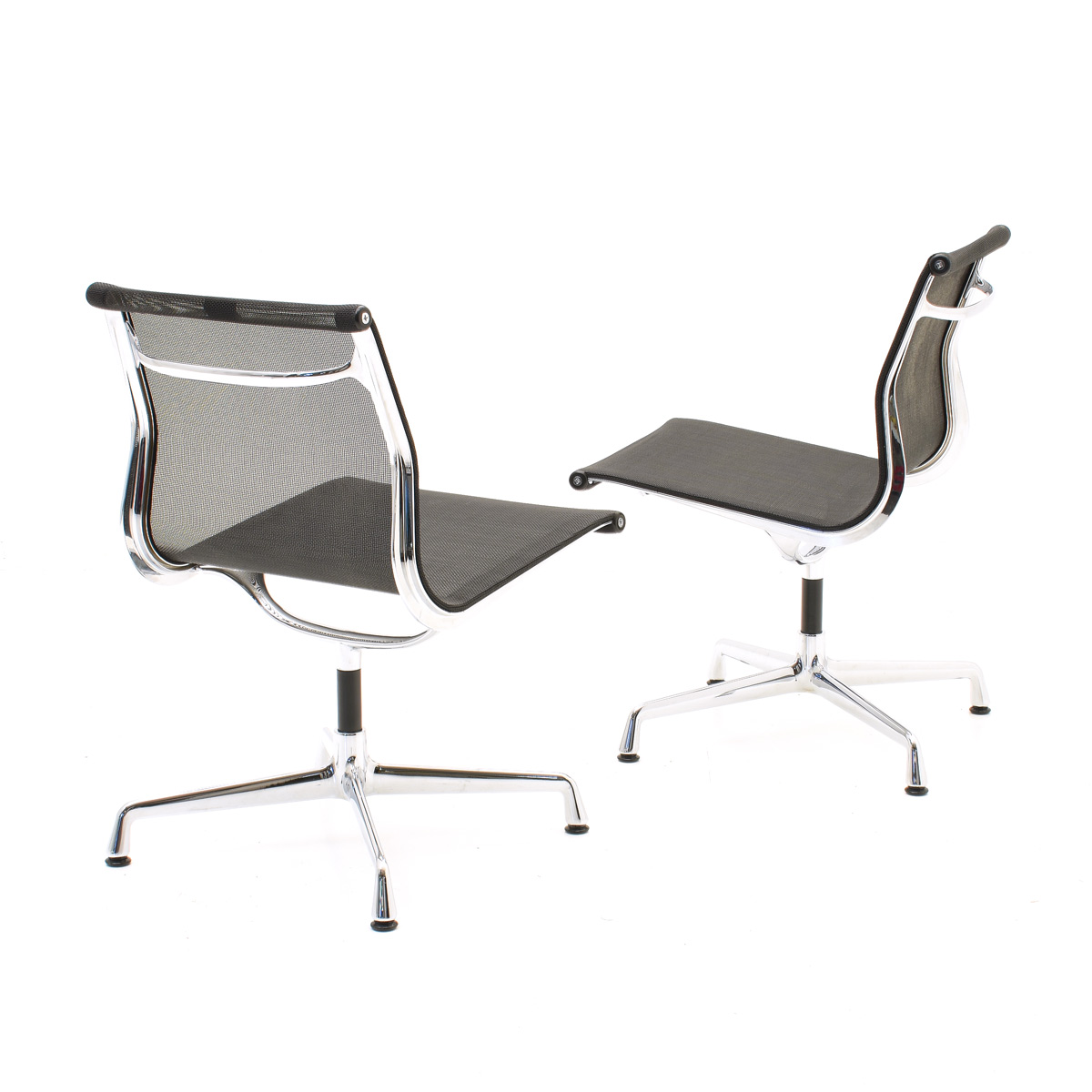 Vitra, Alu-Chair, EA 105, 4er Set - 2