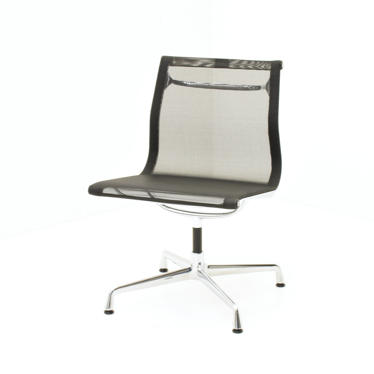 Vitra, Alu-Chair, EA 105, 4er Set