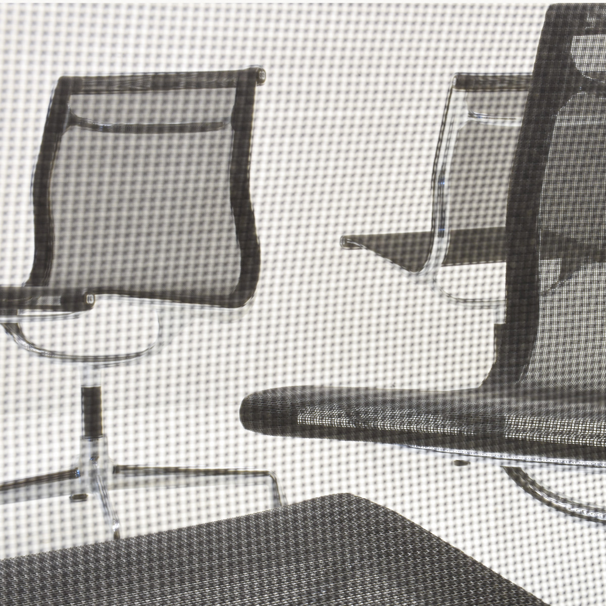 Vitra, Alu-Chair, EA 105, 4er Set - 0