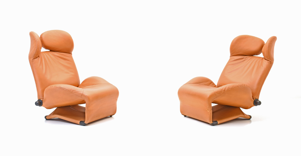 Wink Sessel, Cassina - 1