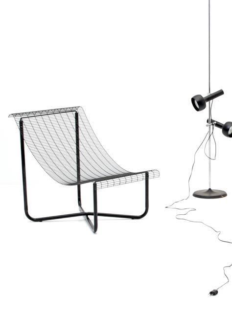 Wire Easy-Chair
