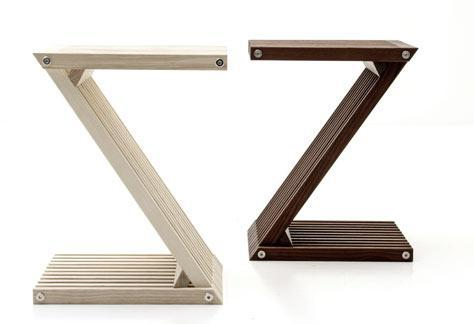 Z-Hocker, NEU